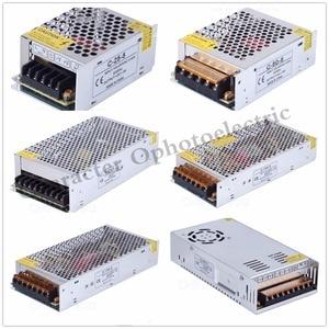 Image 3 - AC 110 V 220 V DC 5 V 12 V 24 V 1A 2A 3A 5A 10A 15A 20A 30A 50A スイッチ電源ドライバアダプタ LED ストリップライト