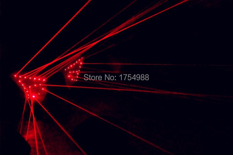 Free Shipping 25PCS laser mask half face mask red laser mask For Christmas mask Festive & Party Supplies Home Appliance Parts - 4
