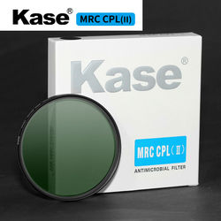 Kase Mildew-proof Slim 86mm MRC CPL II ultra-thin sunglasses c-polarized filter Free shipping + tracking number