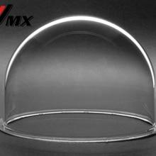 JMX 3,5 дюймовый акриловый внутренний/Открытый CCTV Замена прозрачная камера купольная камера безопасности купольная камера корпус