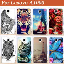 Hot Selling case For Lenovo A1000 Case New pattern Perfect Design painting Back Cover Case For Lenovo A1000 A 1000 Phone Cases