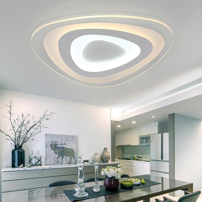 Kitchen Lighting Ceiling Fixtures: Aliexpress.com : Buy Modern Acryl LED Ceiling Light With