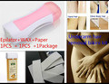 Free shipping.wax warmer.free wax and paper.hair removal wax roll depilatory.depilatory heater.