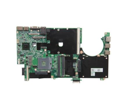 laptop motherboard for M6600 motherboard 0NVY5D CN-0NVY5D with graphic slot Test good цена