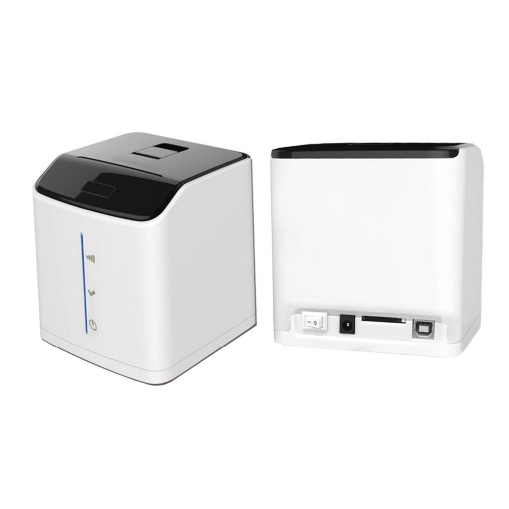 Imprimante thermique facultative de position de Restaurant d'imprimantes de reçu de 58mm d'interface d'usb/Ethernet/Bluetooth/WIFI/SMS Multil