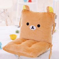80x40cm kawaii plush rilakkuma totoro pillow cushion for home decor novelty room decoration girlfriend birthday gift ghibli