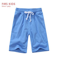 FIRS KIDS 2015 Summer New Boys Pants Fashion Casual Cotton Children Boy Pants Shorts Kids Baby