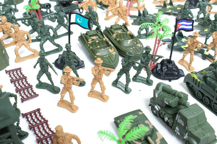 cena Kit, militar Modelo 3