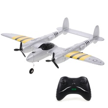 FX-816 World War II Air Force P38 Airplane 2.4GHz 2CH RC Airplane Airc