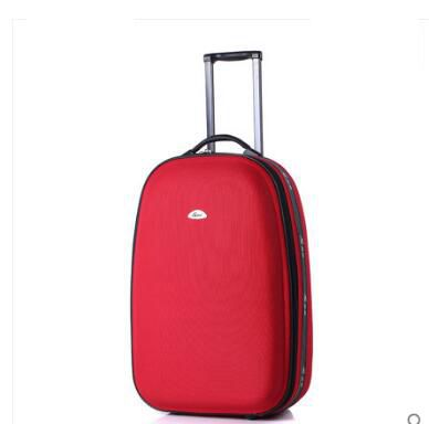 Business Travel Trolley Bags 20 Inch Women Cabin Luggage Bag on wheels 17 inch wheeled Bag Rolling carry on luggage suitcase 20 24 28 inch red carry on vintage rolling luggage bag suitcase travel suitcase custom rod box for women trolley bags wheels