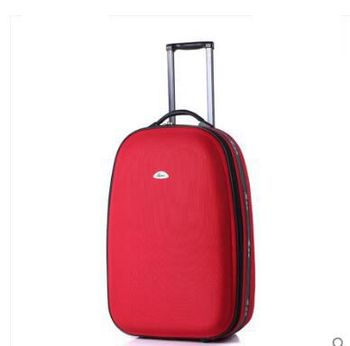 Business Travel Trolley Bags 20 Inch Women Cabin Luggage Bag on wheels 17 inch wheeled Bag Rolling carry on luggage suitcase
