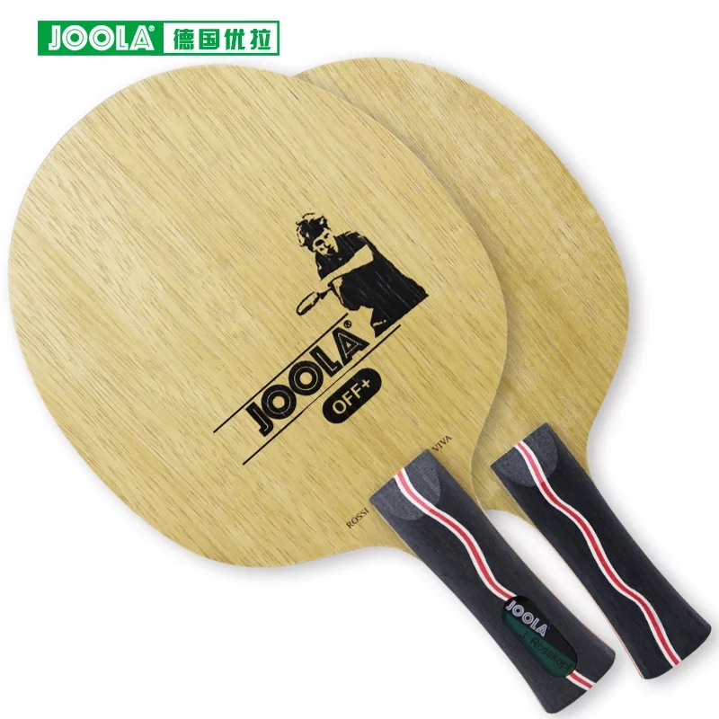 Original JOOLA ROSSI VIVA table tennis blades table tennis rackets racquet sports ping pong paddles quick attack rackets original stiga pure table tennis rackets blade pimples in rubber colorful player stiga rackets sports ping pong rackets paddles