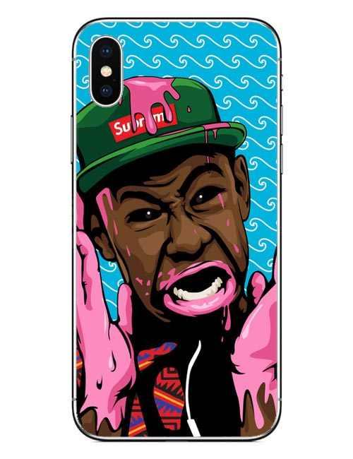 fd327a723952 ... GOLF Tyler The Creator OFWGKTA Odd Future Golf Wang Green Hard PC Phone  Cases For iPhone ...