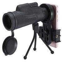 Iyi Fırsatlar 12x50 Yakınlaştırma Optik Objektif Lens Monoküler Su Geçirmez Geniş Açı Teleskop Outdoors Avcılık Kuş Gözlemciliği için
