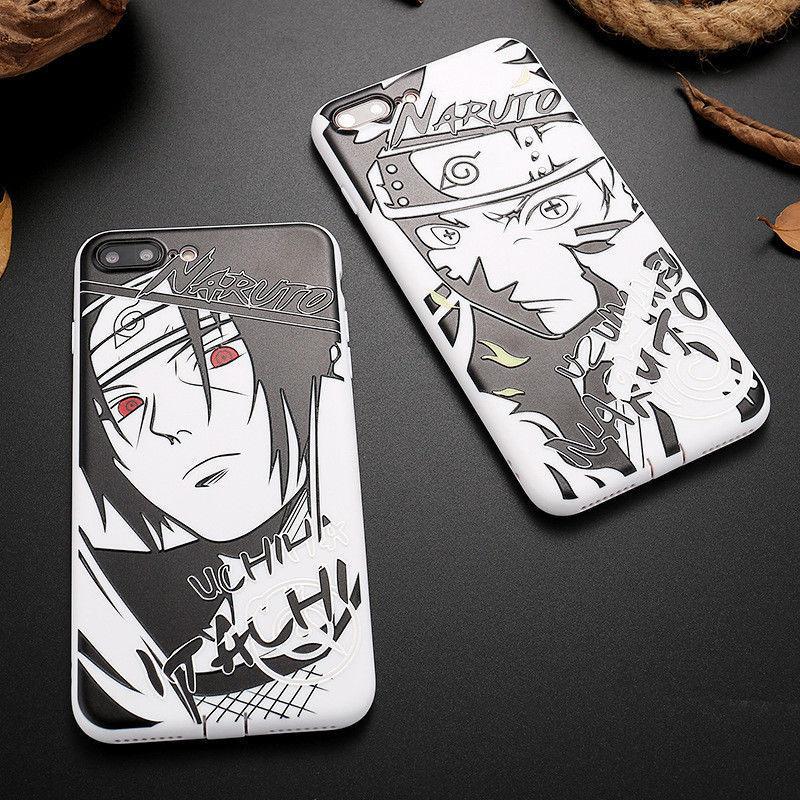Aliexpress.com : Buy Cartoon Naruto Sasuke Kakashi Case