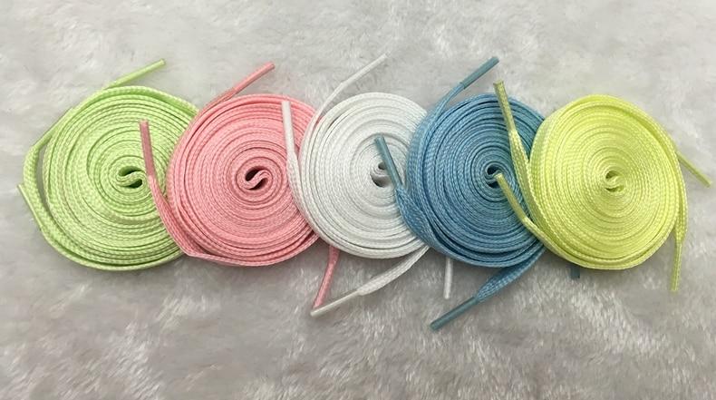Luminous Flat Shoelaces - 1MRK.COM