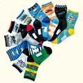 10 pairs/lot  4-12 years kids socks cartoon 100% cotton boys socks high quality