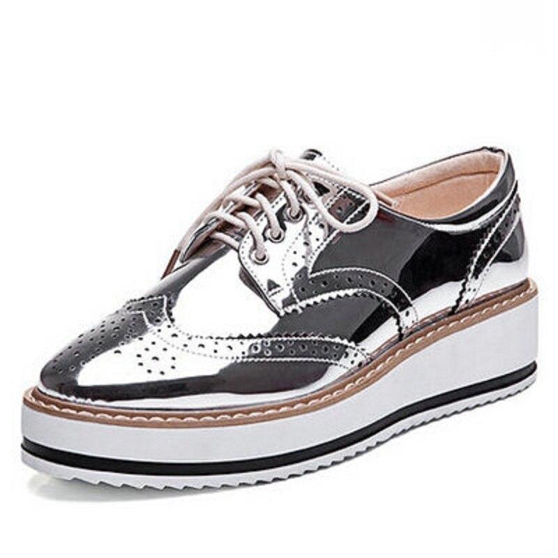 get cheap metallic flats shoes aliexpress