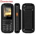 Оригинал CAGI XP3600 Прочный Dual SIM Карты Банка Силы Мобильного Телефона 1.77 Дюйма 4400 мАч Большая Батарея Большой Кнопки