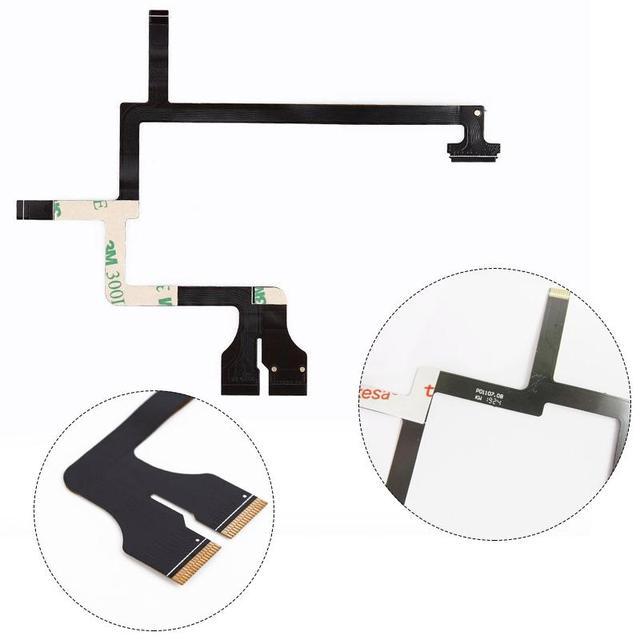 Originales venta caliente ribbon cable parte para avanzados para dji phantom cardán 3 de reparación de alta calidad profesional drone accesorios