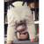 Mola Do Bebê Meninas Meninos Calças Harem Pants Algodão Raposa Dos Desenhos Animados Impresso Calças Compridas Animal Criança Crianças Roupas Calças