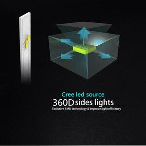 Image 2 - DLAND własne D40 360 stopni świecące koncentrując się 90W 6000LM AUTO żarówka LED samochodowa lampa z CHIP CREE H1 H3 H7 H11 HB3 HB4 880 881