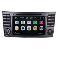 7 Touch Screen Car DVD player for Mercedes Benz E Class E200 E220 E300 W211 E320 with GPS Bluetooth Radio RDS USB SD Canbus Map
