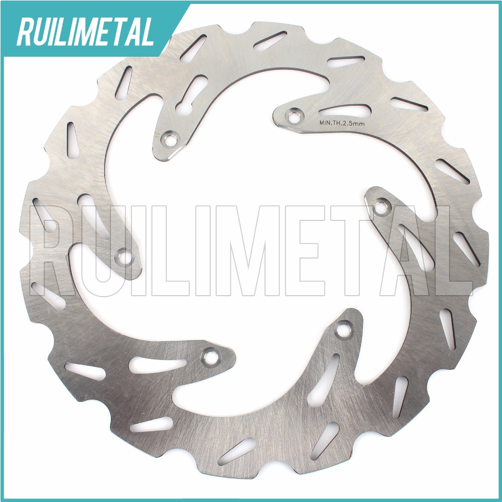 MX Offroad Front Brake Disc Rotor for Husaberg FC 470 501 550 600 FE 390 400 450 570  FS 650 FX450 FX650 E S C 4 6 Speed high quality 270mm oversize front mx brake disc rotor for yamaha yz125 yz250 yz250f yz450f motorbike front mx brake disc