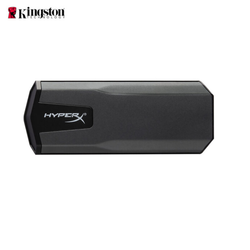 Original Kingston HyperX USB3.1 Mobile Hard Drive Solid State (PSSD) Blade Series 500MB/s Gray Lightning Transmission|Internal Solid State Drives| |  - title=