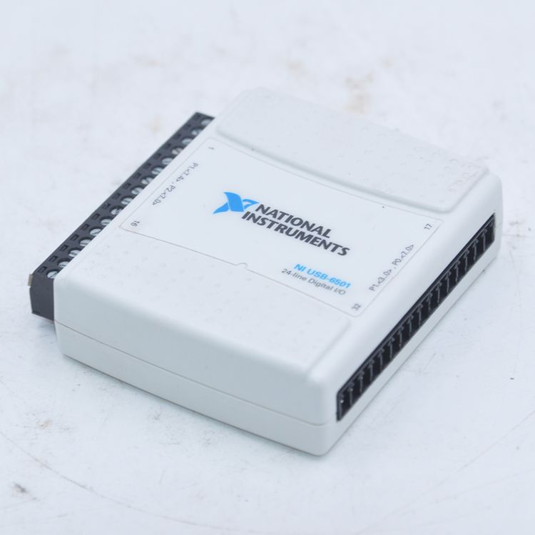 NATIONAL INSTRUMENTS NI USB-6501  24-LINE DIGITAL I/O