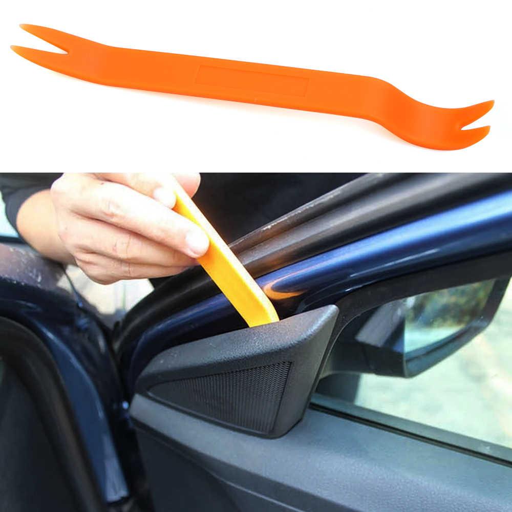 4 pièces Kit de panneau d'agrafe de porte d'autoradio pour Chevrolet Cruze Orlando Aveo Captiva lacetti Spark Epica Sonic Malibu Zafira Trax