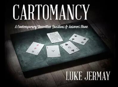 Cartomancy By Luke Jermay Magic Tricks