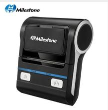 Milestone Thermal Printer POS Bluetooth Android 80mm Thermal Receipt Printer Portable Wireless Printing Machine MHT-P8001 недорого