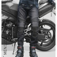 2017 New Oxford Riding Tribe HP 11 Motorcycle Pants with knee hip pad, ventila cross country trousers Motorbike Racing of Mesh