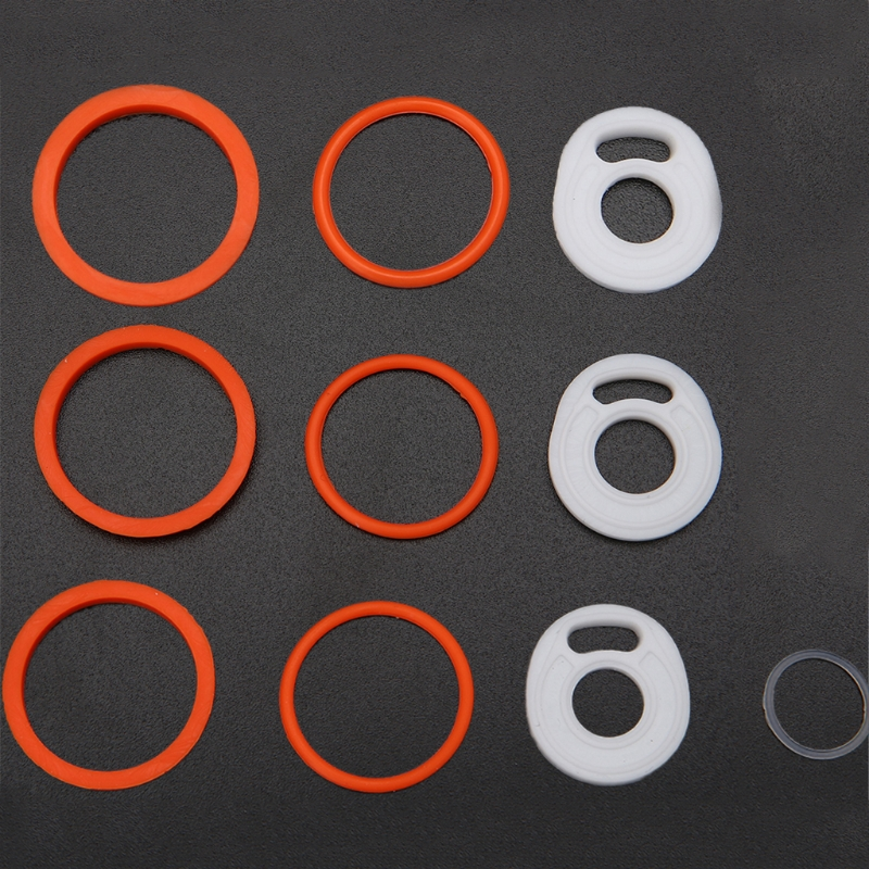 ECT Replacement Silicone Seal O Ring Kit For Smok TFV8 Baby / TFV8 Big Baby Atomizer