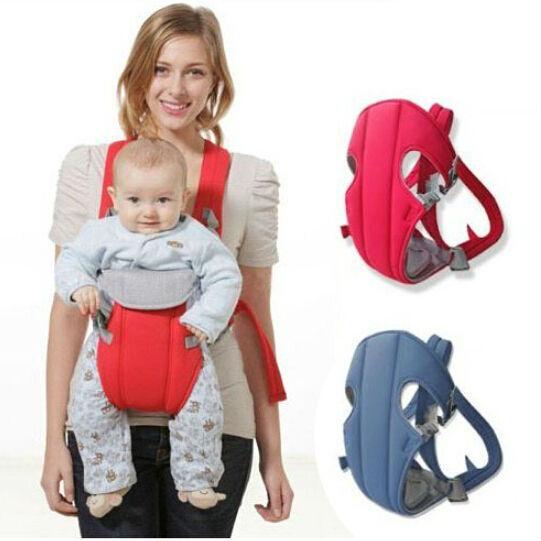 Multifuncional Respirável Mochilas Infantil Confortável Sling Backpack Bolsa Envoltório portador de bebê Canguru Atividade & Engrenagem suspensórios