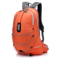 Outdoor Breathable Ultralight Riding Travel Mountaineering Hydration Shoulder Backpack 20L 081