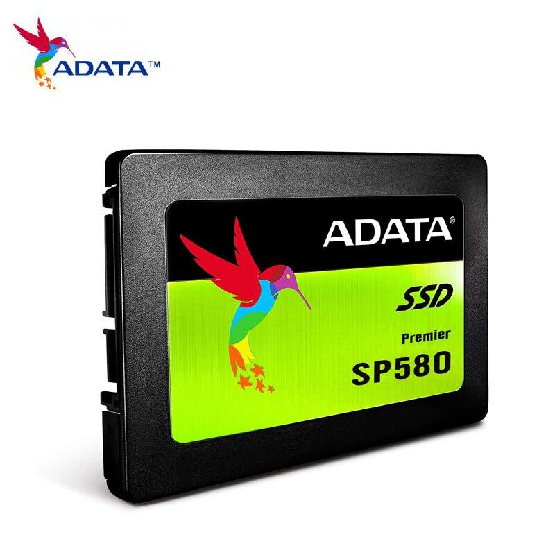 """ADATA SATA3 SSD 240GB disque dur HDD 2.5 """"Premier SP580 disque dur SSD SATA 480GB 120GB 240GB 960GB disque solide pour ordinateur portable"""