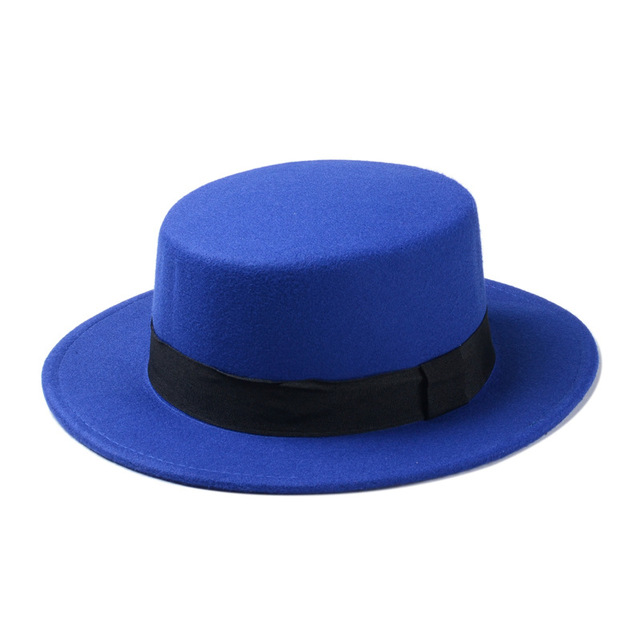 Blue Womens fedora 5c64fe1e69502