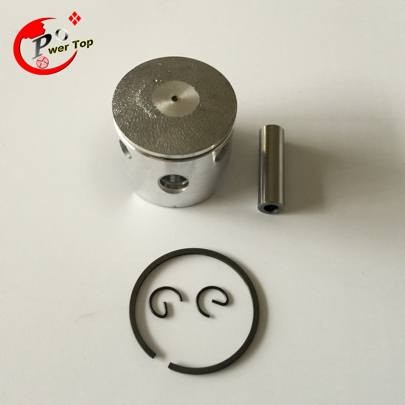 Straight row 26cc Piston For High Speed 26CC Gasoline Engine zenoah parts rc boat cnc aluminum water cooling jacket for 29cc zenoah engine rc boat