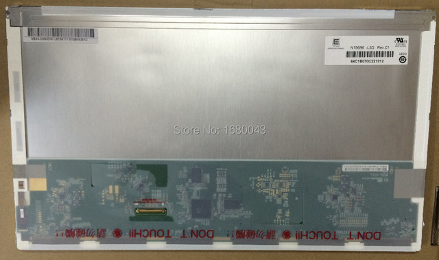 """Free Shipping N156B6-L3D Rev.C1 CLAA156WA07A screen display pannel for CMO CHI MEI 15.6"""" inch 3D LED LAPTOP LCD SCREEN PANEL"""