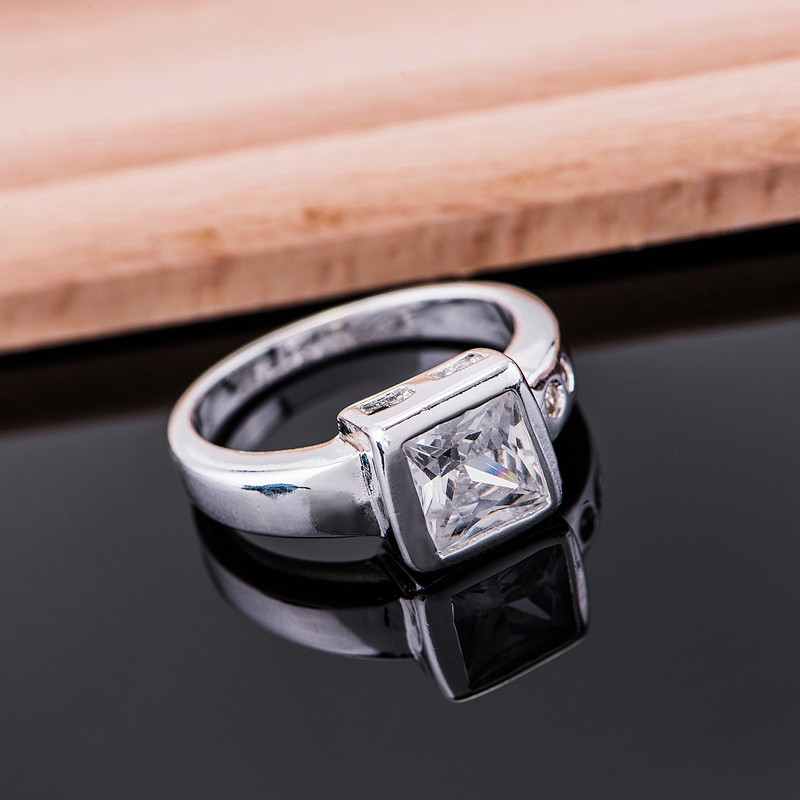 wholesale silver plated ring 925 fashion jewelry silver