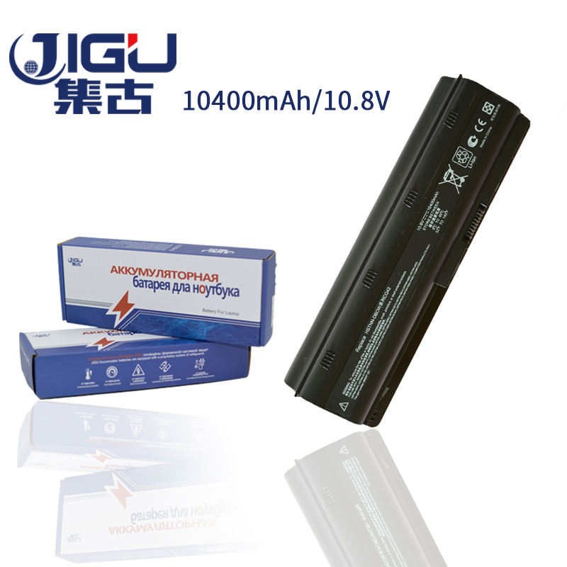 JIGU 12 Cellules Batterie Pour HP Pour Compaq MU06 MU09 CQ42 CQ32 G62 G72 G42 G72 G4 G6 G7 593553 -001 DM4 G6