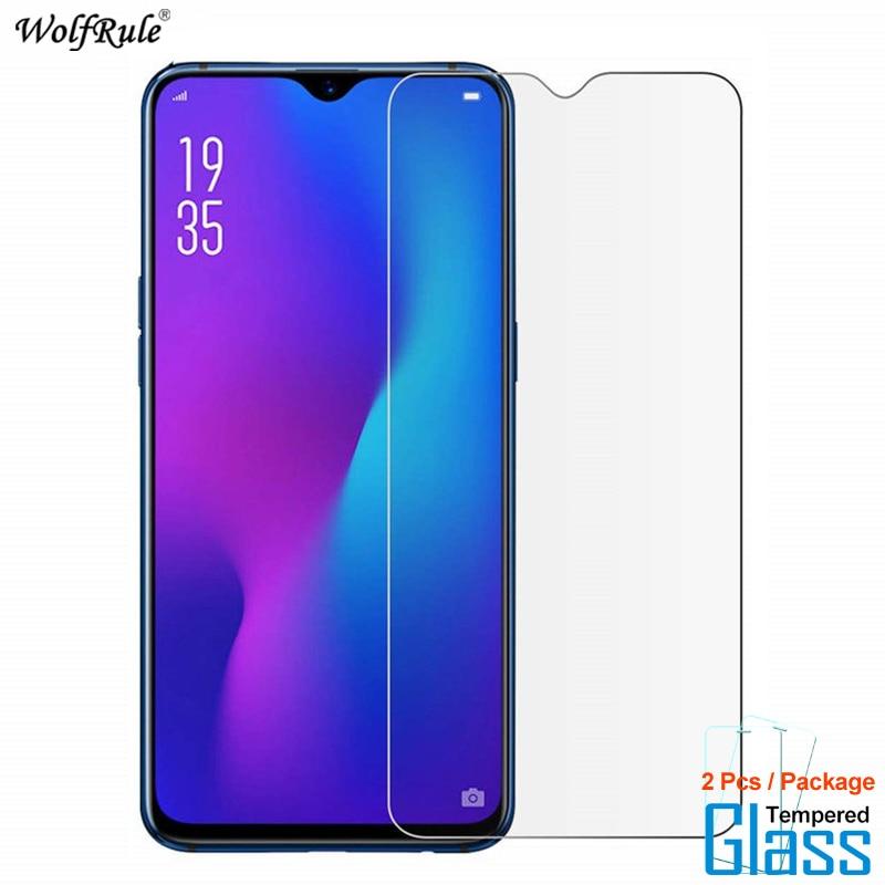 2Pcs Für Glas OPPO RX17 Neo Screen Protector Gehärtetem Glas Für OPPO K1 Glas Schutz Telefon Film Für OPPO r15X