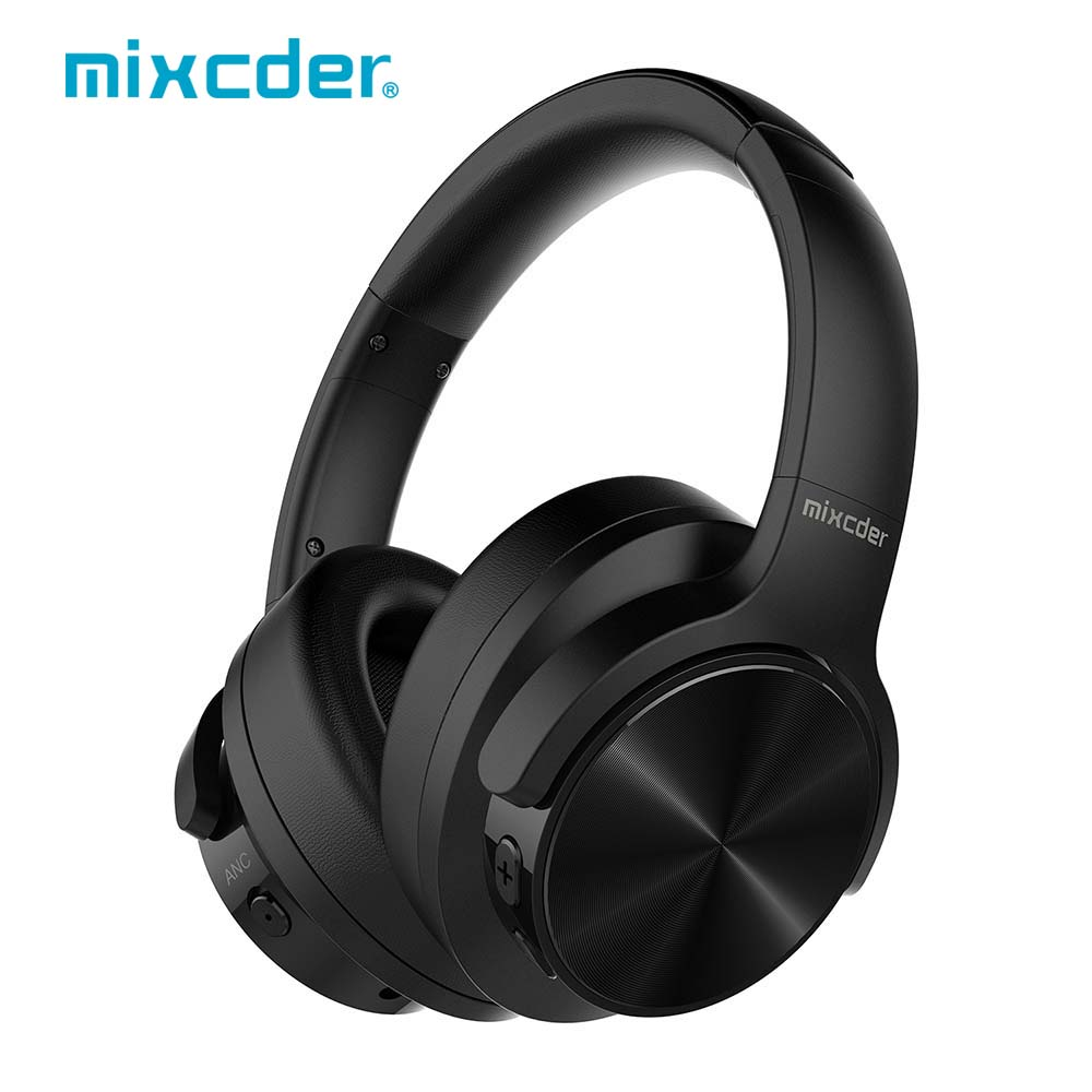 Mixcder E9 Casque Anti Bruit Actif Sans Fil Bluetooth 30 Heures De