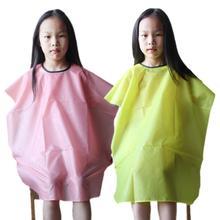 Kidlove Детский фартук для стрижки, детский халат, фартук для парикмахерской