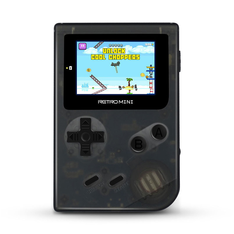 Best Gift Retro Video Game Console 32 Bit Portable Mini Handheld Game Players Built-in 940 For GBA Classic Games For Kids Toy