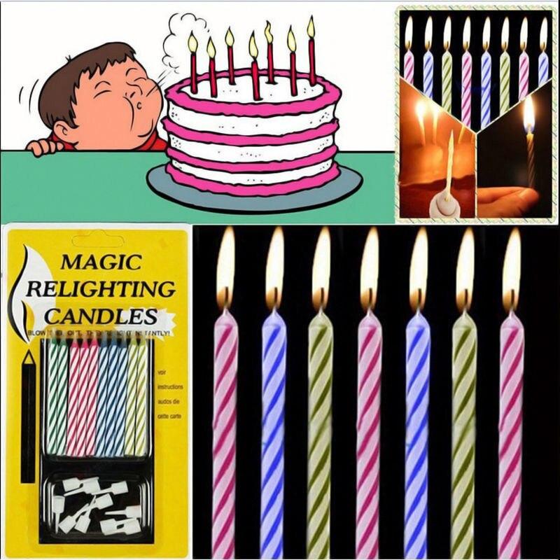 Birthday Cake Magic Trick
