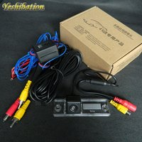 Yeshibation Rearview Back Up Camera with Power Relay / Filter For Toyota 4Runner SW4 / Hilux Surf 2002~2010 Car Rear View Camera