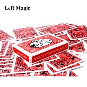 Image 2 - Sprite jeu de dessin animé, accessoires pour trouver la carte de dessin animé, carte Close Up, tour magique, Animation magique